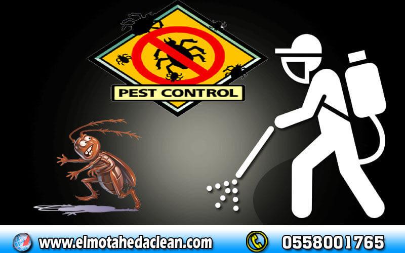 شركات مكافحة الحشرات المنزلية